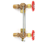 Boiler Site Glass Valves