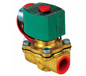 Boiler Steam Solenoid Valves