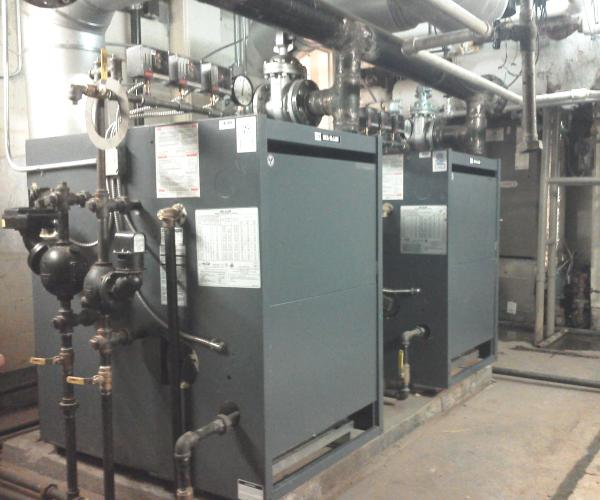 Replacement Boilers