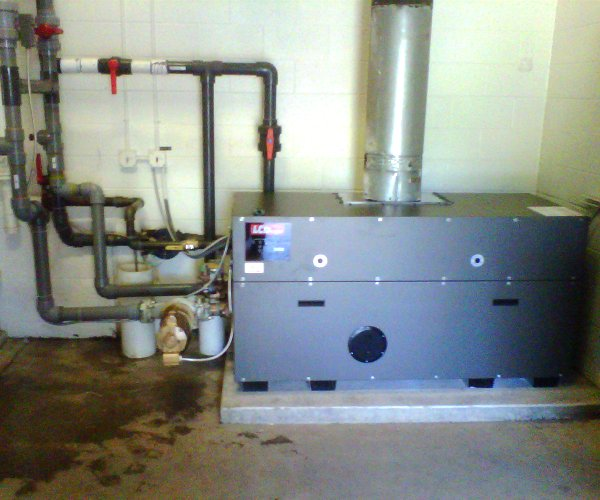 Medical Facility Replacement Boiler